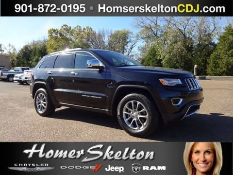 Pre-Owned 2015 Jeep Grand Cherokee Limited RWD SUV