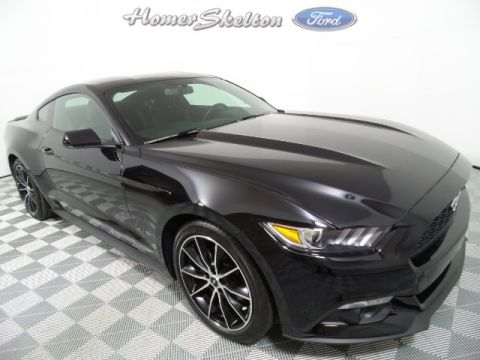 Pre-Owned 2016 Ford Mustang EcoBoost RWD 2D Coupe