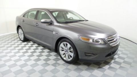 Pre-Owned 2011 Ford Taurus Limited FWD 4D Sedan
