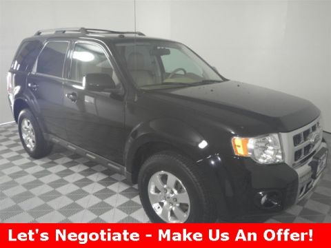 Pre-Owned 2012 Ford Escape Limited FWD 4D Sport Utility