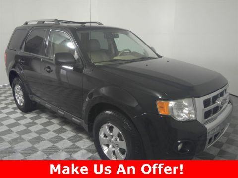 Pre-Owned 2010 Ford Escape Limited FWD 4D Sport Utility