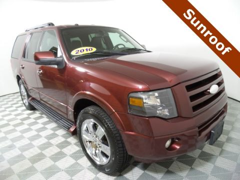 Pre-Owned 2010 Ford Expedition Limited RWD 4D Sport Utility