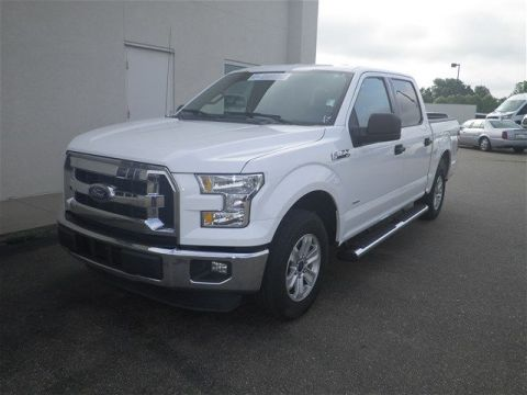 Certified Pre-Owned 2015 Ford F-150 XLT RWD Truck
