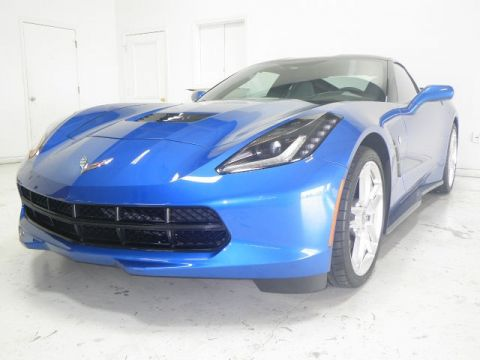Pre-Owned 2014 Chevrolet Corvette Stingray Z51 RWD 2D Coupe