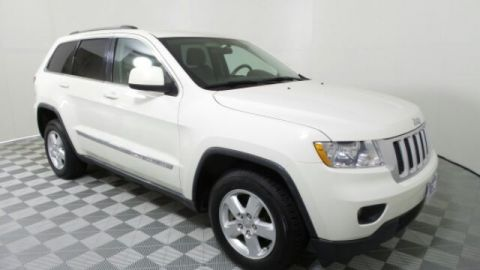 Pre-Owned 2011 Jeep Grand Cherokee Laredo RWD 4D Sport Utility