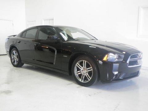 Pre-Owned 2012 Dodge Charger R/T RWD 4D Sedan