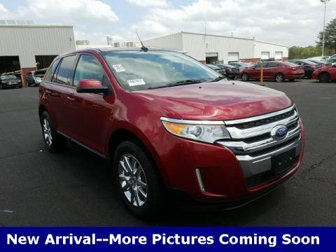 Certified Pre-Owned 2013 Ford Edge SEL FWD 4D Sport Utility