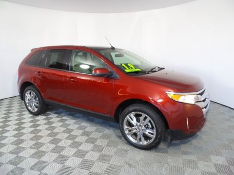 Certified Pre-Owned 2014 Ford Edge SEL FWD 4D Sport Utility