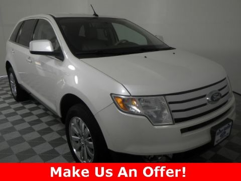 Pre-Owned 2010 Ford Edge Limited AWD