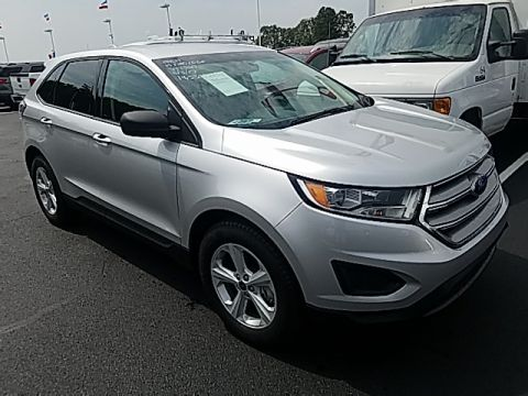 Certified Pre-Owned 2015 Ford Edge SE FWD 4D Sport Utility