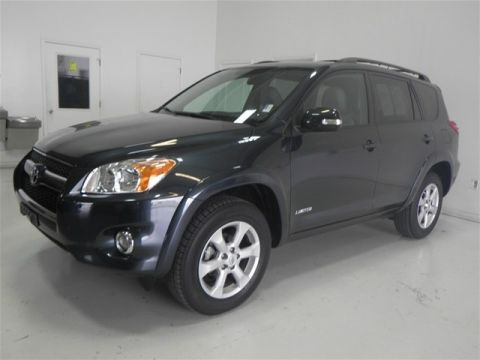 Pre-Owned 2011 Toyota RAV4 Limited FWD 4D Sport Utility