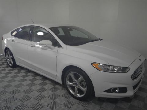 Pre-Owned 2014 Ford Fusion SE FWD 4D Sedan