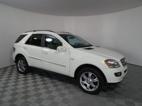 Pre-Owned 2008 Mercedes-Benz M-Class ML350 4MATIC® 4D Sport Utility