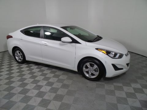 Pre-Owned 2015 Hyundai Elantra SE FWD 4D Sedan