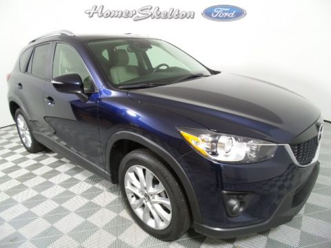 Pre-Owned 2015 Mazda CX-5 Grand Touring AWD