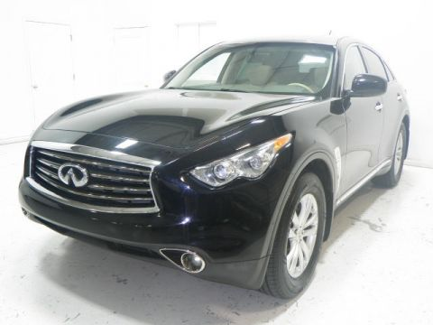 Pre-Owned 2013 Infiniti FX37 Base RWD 4D Sport Utility