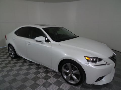 Pre-Owned 2014 Lexus IS 350 RWD 4D Sedan