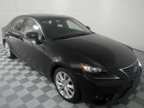 Pre-Owned 2014 Lexus IS 250 RWD 4D Sedan