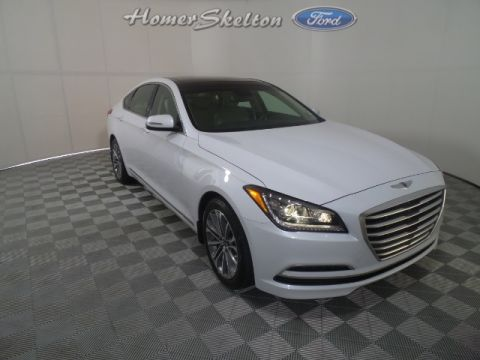 Pre-Owned 2015 Hyundai Genesis 3.8 RWD 4D Sedan