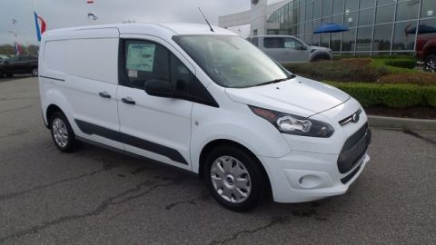 New 2015 Ford Transit Connect XLT FWD 4D Cargo Van