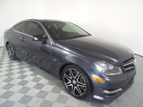 Pre-Owned 2014 Mercedes-Benz C-Class C250 RWD 2D Coupe
