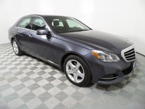 Pre-Owned 2014 Mercedes-Benz E-Class E 350 4MATIC® 4D Sedan