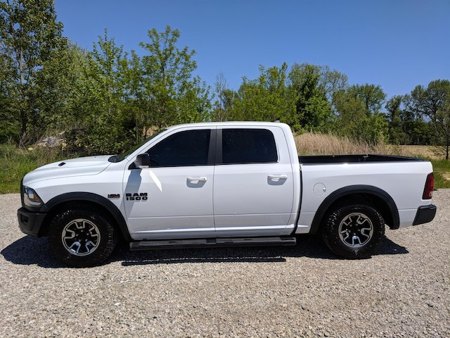 Pre-Owned 2016 RAM 1500 Rebel 4WD