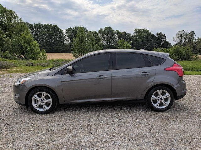pre-owned 2012 ford focus se hatchback in olive branch near memphis