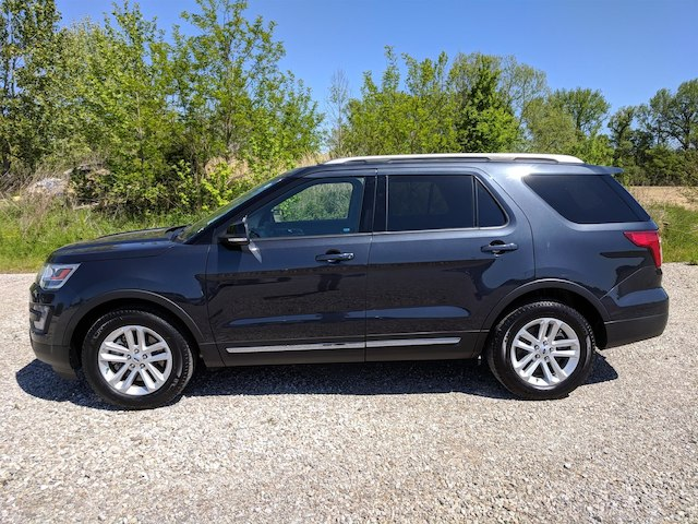 Certified Pre-Owned 2017 Ford Explorer XLT FWD SUV