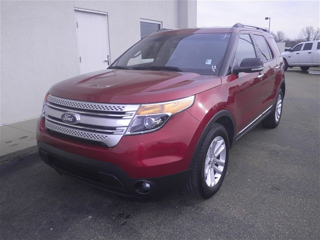 Certified Pre-Owned 2014 Ford Explorer XLT FWD SUV