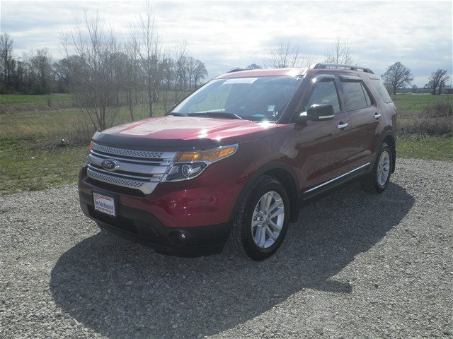 Certified Pre-Owned 2015 Ford Explorer XLT FWD SUV