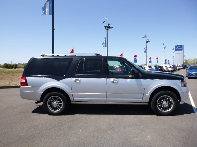 Pre Owned  Ford Expedition El Limited Rwd Suv