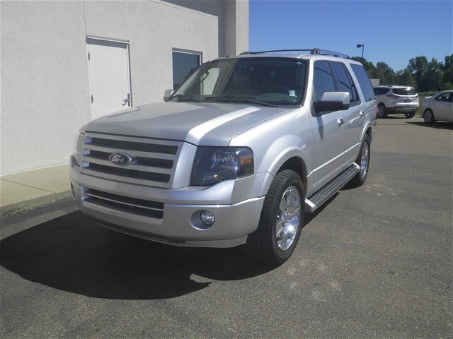Pre-Owned 2010 Ford Expedition Limited RWD SUV