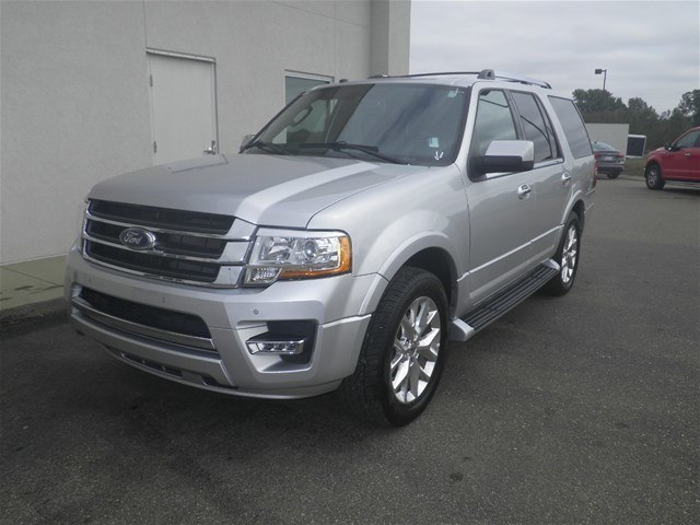 Certified Pre-Owned 2016 Ford Expedition Limited RWD SUV