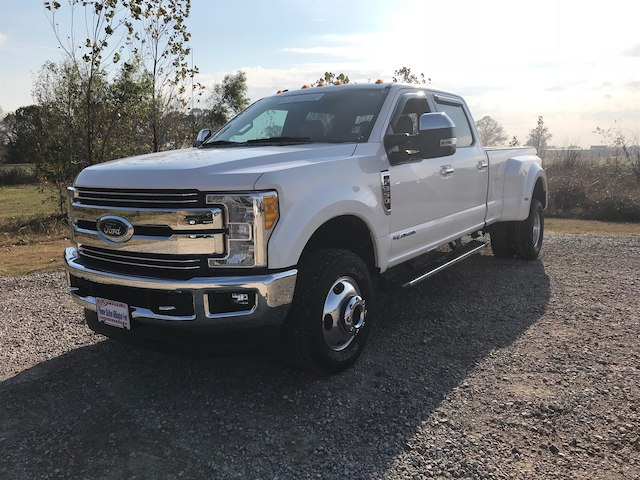 Certified Pre-Owned 2017 Ford F-350 Lariat 4WD