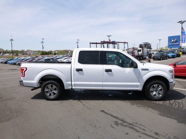 Pre-Owned 2016 Ford F-150 XLT RWD Truck