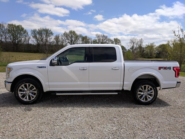 Certified Pre-Owned 2016 Ford F-150 Lariat 4WD