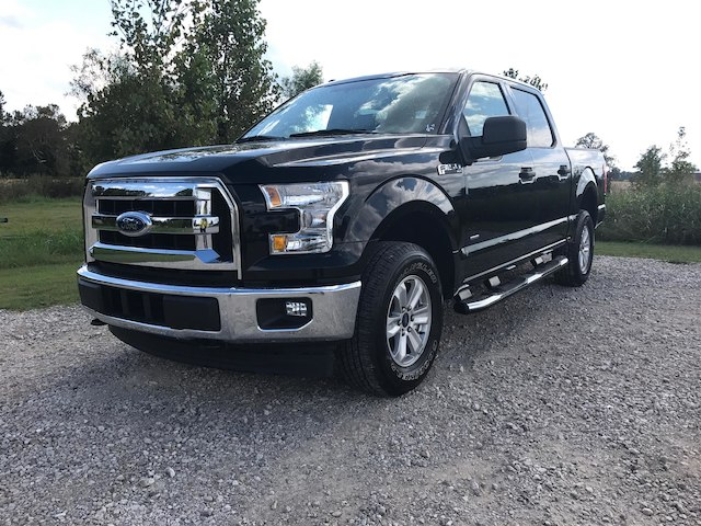 Certified Pre-Owned 2017 Ford F-150 XLT 4WD