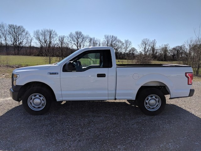 Certified Pre-Owned 2016 Ford F-150 XL RWD Truck