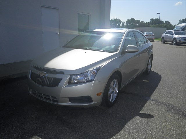 Pre-Owned 2014 Chevrolet Cruze 1LT Auto FWD Sedan