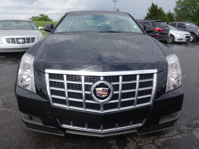 Pre-Owned 2012 Cadillac CTS 3.0L AWD