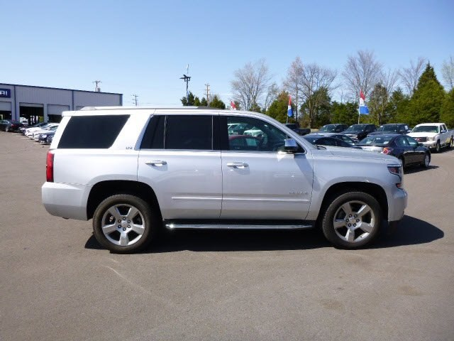 Pre-Owned 2016 Chevrolet Tahoe LTZ 4WD