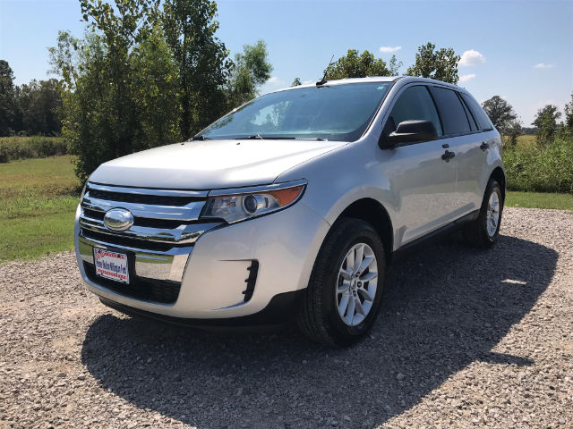 Certified Pre-Owned 2013 Ford Edge SE FWD SUV