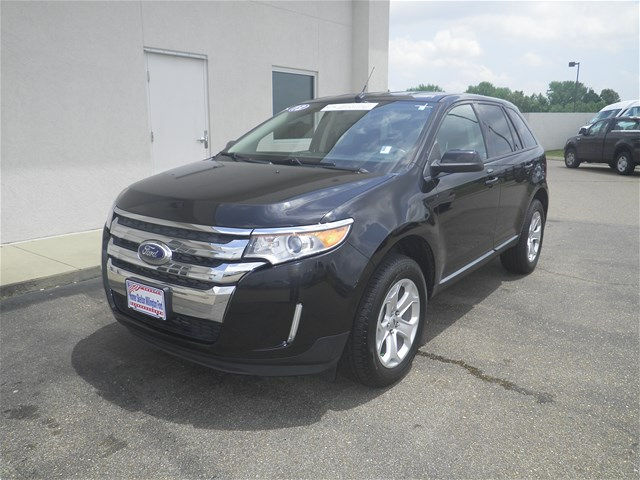 Certified Pre-Owned 2013 Ford Edge SEL FWD SUV