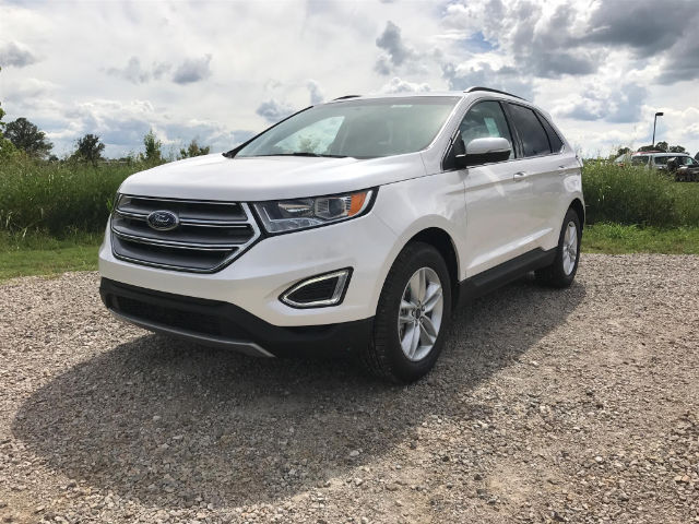 New Ford Edge Sel Suv In Olive Branch Near Memphis
