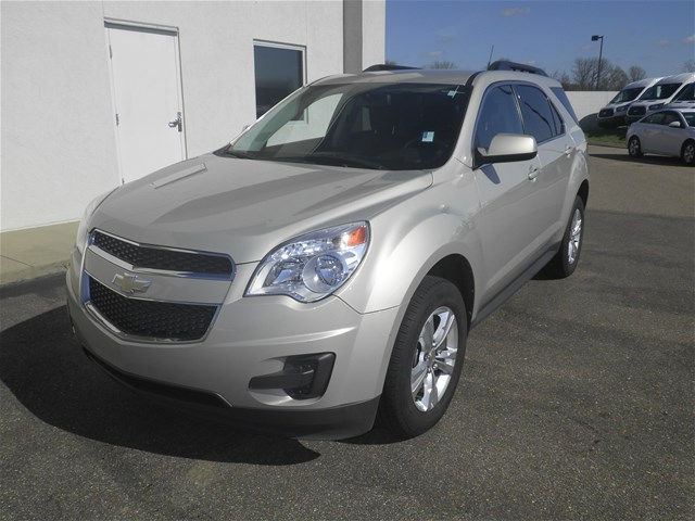 Pre-Owned 2011 Chevrolet Equinox 1LT FWD SUV