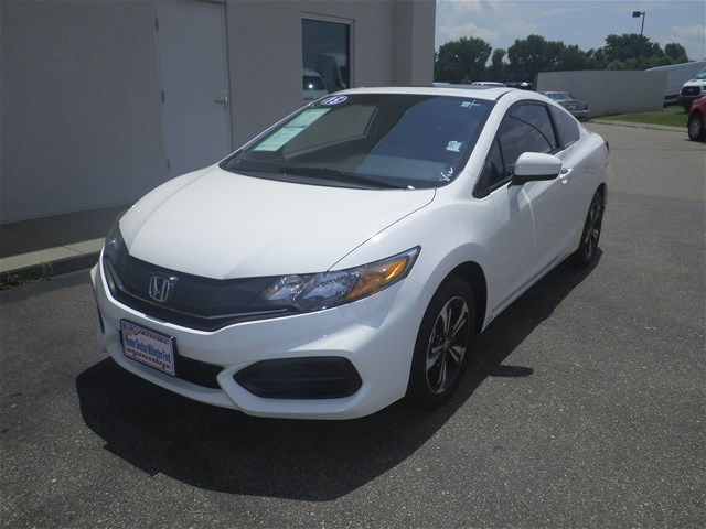 Pre-Owned 2015 Honda Civic EX FWD Coupe