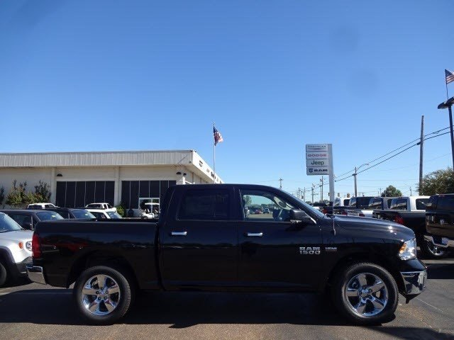Pre-Owned 2017 RAM 1500 Big Horn Four Wheel Drive Truck
