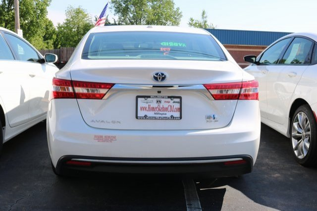 Pre-Owned 2013 Toyota Avalon Hybrid XLE Premium FWD Sedan