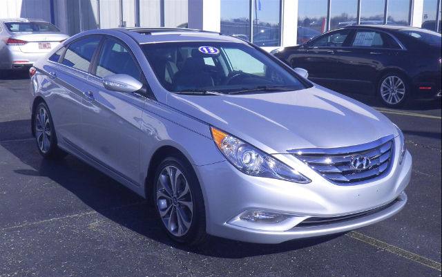 Certified Pre-Owned 2013 Hyundai Sonata Limited 2.0T